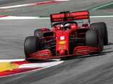 "Vettel: Ferrari F1 car ""making a bit more sense"" after chassis change"
