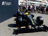 Wider tyres force FIA to tweak minimum weight