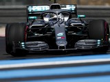 French Grand Prix: Bottas beats under investigation Hamilton in FP2