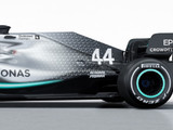 GALLERY: Mercedes' 2019 F1 challenger from every angle