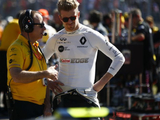 No way back for Hulkenberg - Villeneuve