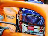 Norris pleased by McLaren's F1 practice pace despite 'being an idiot'