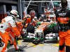 Force India confident wheelnut issue resolved