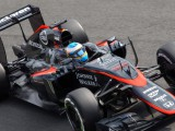 Alonso denies he is wasting time at McLaren