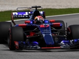 Gasly enthused by first F1 qualifying run