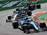 F1 World Championship points standings after the 2021 Italian GP