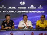 Singapore GP: Friday Press Conference Part 2