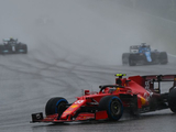 """Sainz suggests Belgian double-header to atone for """"absolute nonsense"""" two-lap race"""