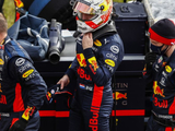 Verstappen: Second is where we belong
