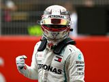 Hamilton: 'I needed that pole'