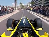 Video: Onboard with Hulkenberg in Saint-Raphael