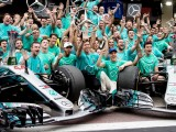Brawn: Only words of praise for Mercedes' success