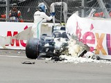 Bottas had knee pain after 'nasty' second impact in Mexico F1 crash