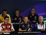 Austrian GP: Friday Press Conference