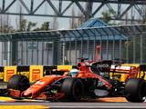 Fernando Alonso 'extremely happy' despite straight-line deficit