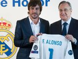 Fernando Alonso joins Real Madrid - sort of