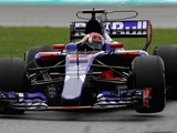 Gasly completed maiden F1 race without drink