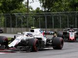'Impossible' to keep pace with midfield - Sergey Sirotkin