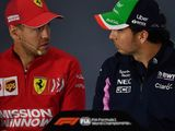 Perez adamant as Vettel links intensify
