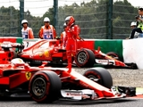 In photos: Ferrari's disastrous Asian spell