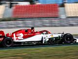 Callum Ilott F1 test crash 'not as obvious' as initially thought