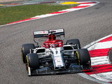 Räikkönen Continues Points Scoring Run Despite Late Race Pace Drop in China