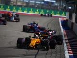 Hulkenberg goes long to rescue points for Renault