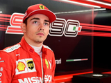 Leclerc sets qualifying goal for French GP