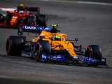 Norris: McLaren only fifth fastest in Bahrain