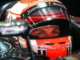 Button abandons hope for points after 'scary drive'