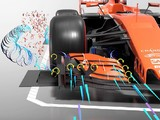 Formula 1 technical video: Aerodynamics explained with 3D animation