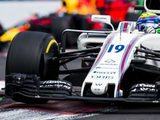"Felipe Massa: ""It was a shame to stop so soon with the puncture"""