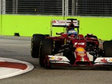 FP3: Alonso quickest as Mercedes struggle for pace