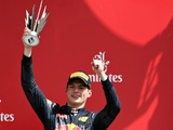 Verstappen revels in podium, Rosberg battle