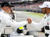 Bottas says Hamilton title fight will boost performances