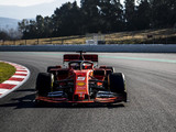 See Vettel hit the track with Ferrari 2019 car for first time