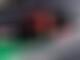 Vettel crashes in Barcelona test