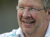 Brawn admits he couldn't work with Ecclestone