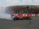 Ferrari takes F1 back to South Africa