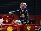 Webber calls taxi-ride penalty 'comical'