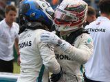Lewis Hamilton thanks Valtteri Bottas for Hungary display