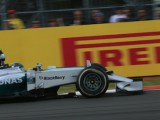 Rosberg: 'I had the lead under control until issue'
