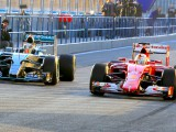 Hamilton wants rivals to be closer than in 2014