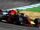 Daniel Ricciardo edges Lewis Hamilton in German GP FP1