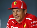 Raikkonen: Happier than finishing second
