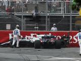 Lance Stroll left disappointed after good start in Canadian GP
