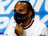 Hamilton on a 'year of being outspoken'
