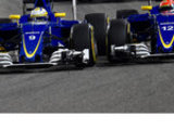 Sauber crash dispute 'settled'
