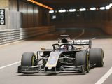 Grosjean Pleased with Better than Expected Monaco Result, but Questions Penalty