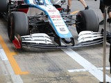 New Williams front wing among tech developments for second F1 test
